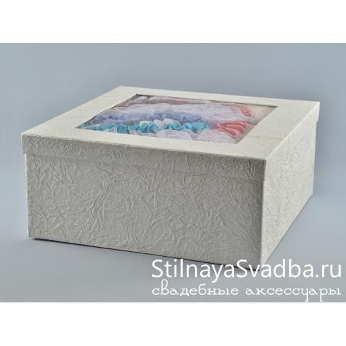 Коробка для хранения с окошком  фото