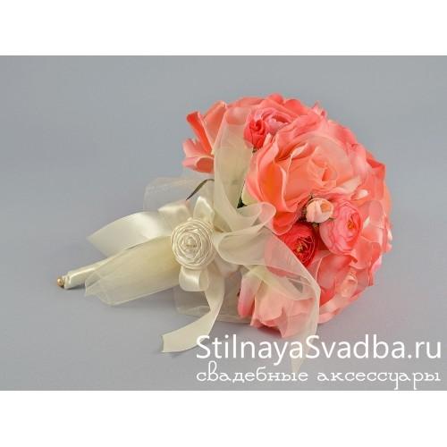 Букет Очарование розы  фото