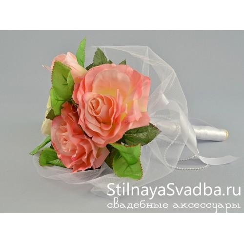 Букет из роз  фото