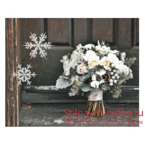 Анемоновый вальс, зимний букет  фото