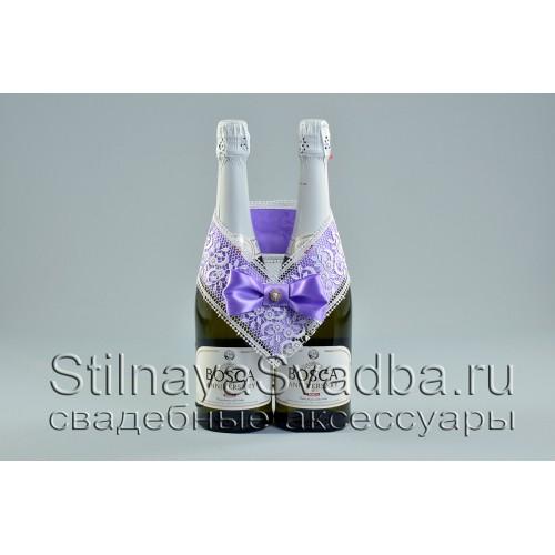 Съёмное украшение на шампанское, Юнона фото